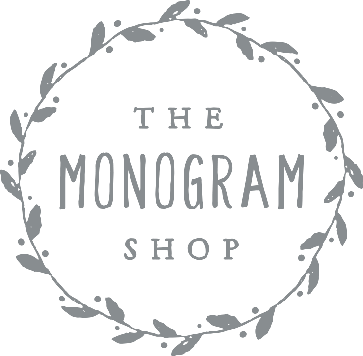 welcome the monogram shop