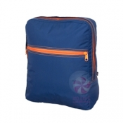 Blue + Orange Medium Backpack