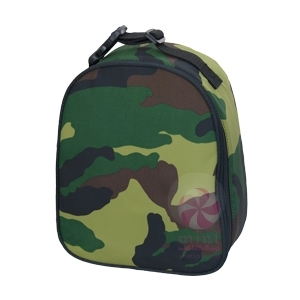 Camo Gumdrop Lunch Box
