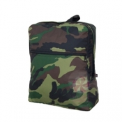 Camo Medium Backpack