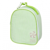 Lime Seersucker Gumdrop Lunch Box