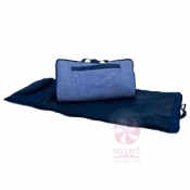 Navy Chambray Nap Mat
