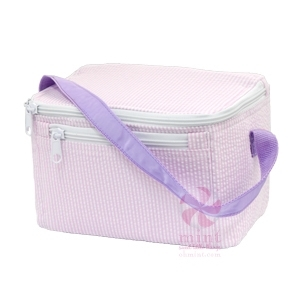 Princess Seersucker Lunch Box