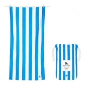 Dock & Bay Towel - Bondi Blue