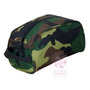 Camo Traveler Bag
