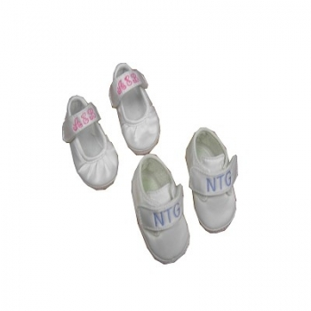Baby Keepsake Crib Shoes