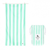 Dock & Bay Towel - Narabeen Green