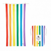 Dock & Bay Towel - Rainbow Skies